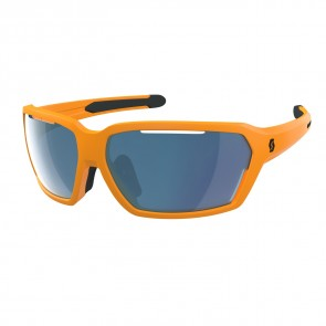 Scott Sunglasses Vector fire orange matt blue chrome-20