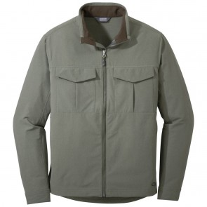 Outdoor Research Men's Prologue Field Jacket fatigue heather-20