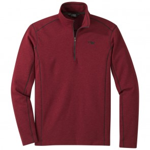 Outdoor Research Men's Blackridge Qtr-Zip firebrick-20