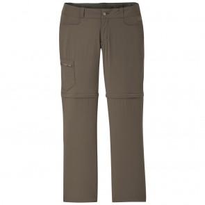 Outdoor Research OR Women's Ferrosi Convertible Pants mushroom-20