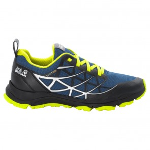 Jack Wolfskin Trail Blaze Vent Low M blue / lime-20