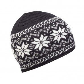 Dale of Norway Garmisch Hat Black / Off white / Dark charcoal-20