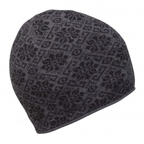 Dale of Norway Sonja hat Dark grey mel. / Black-20