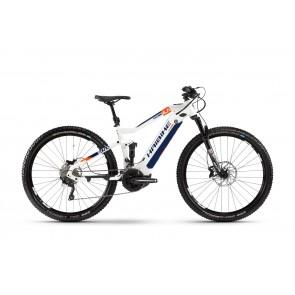 Haibike SDURO FullNine 5.0 i500Wh 20-G XT 20 HB YSTS white/orange/blue-20