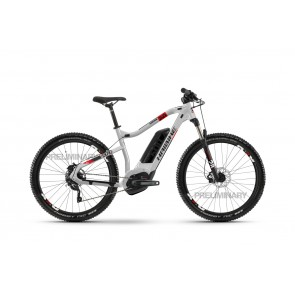 Haibike SDURO HardNine 2.0 500Wh 10-G Deore 20 HB BPP silver/red/black-20