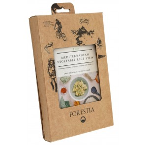 Forestia Mediterranean Vegetable Rice Stew (8 Pack) + Self Heating System-20