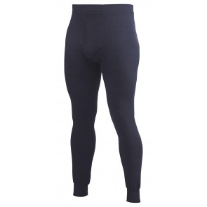 Woolpower Long Johns with Fly 200 Dark Navy-20