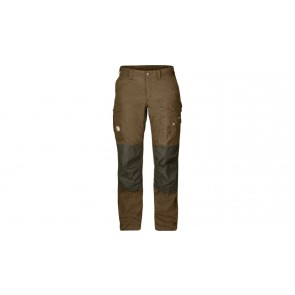 FjallRaven Barents Pro Trousers W 36 Dark Sand-Dark Olive-20
