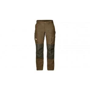 FjallRaven Barents Pro Trousers W Dark Sand-Dark Olive-20