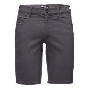 Black Diamond M Stretch Font Shorts Anthracite-20