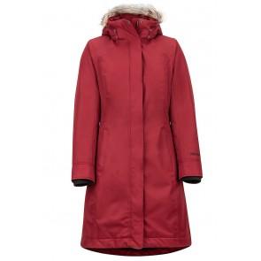 Marmot Women's Chelsea Coat Claret-20