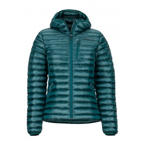 Marmot Women's Avant Featherless Hoody M Deep Teal-20