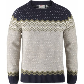 FjallRaven Övik Knit Sweater Navy-20