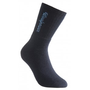 Woolpower Socks Classic Logo 400 (5 Pack) Dark Navy-20