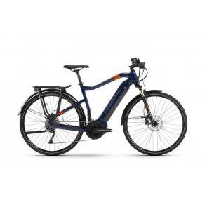 Haibike SDURO Trekking 5.0 Herren i500Wh 20-G XT 20 HB YSTM blue/orange/titan-20