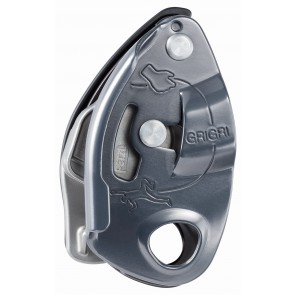 Petzl Grigri Belay Device Gray-20