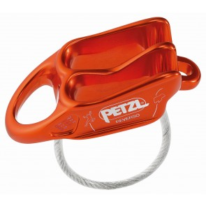 Petzl Belay Device Reverso Red-20
