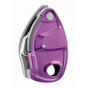 Petzl Grigri + Purple-20