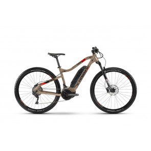 Haibike SDURO HardNine 4.0 500Wh 20-G Deore 20 HB YSTS sand/red/black-20