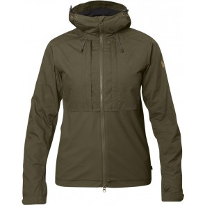 FjallRaven Abisko Lite Jacket W Dark Olive-20