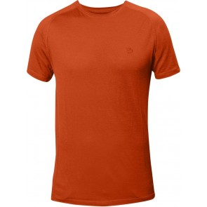 FjallRaven Abisko Trail T-shirt Flame Orange-20