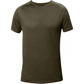 FjallRaven Abisko Trail T-shirt Dark Olive-20
