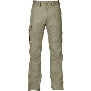FjallRaven Karl Pro Trousers Long Light Khaki-20