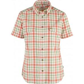FjallRaven Övik Shirt SS W. Coral-20