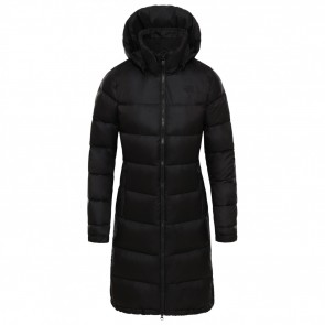 The North Face Women's Metropolis III Parka TNF BLACK-20