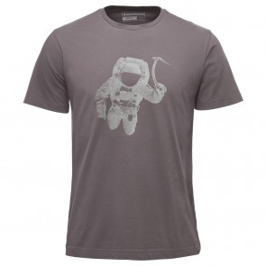 Black Diamond M SS Spaceshot Tee Slate-20