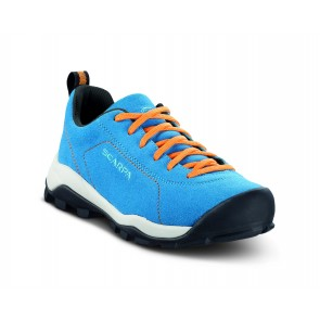 Scarpa Haraka Kid vivid blue/yellow-20