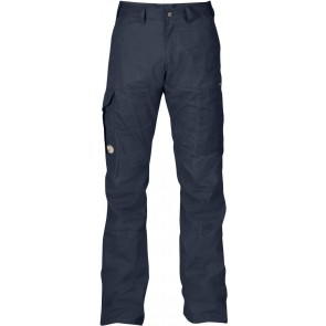FjallRaven Karl Pro Trousers Long Dark Navy-20