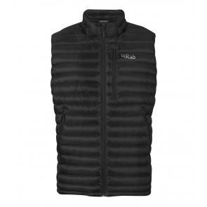 Rab Microlight Vest Black / Shark-20