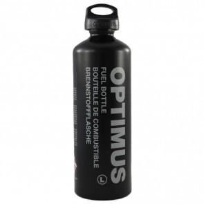 Optimus Brennstoffflasche L 1.0 Liter-tactical Black-20