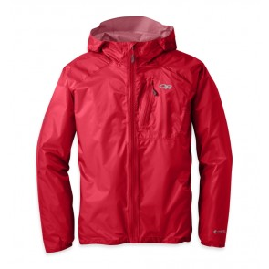 Outdoor Research Men's Helium II Jacket Hot Sauce-20