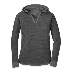 Outdoor Research Women's Zenga Hoody Charcoal-20