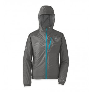 Outdoor Research Women's Helium II Jacket pewter/rio-20