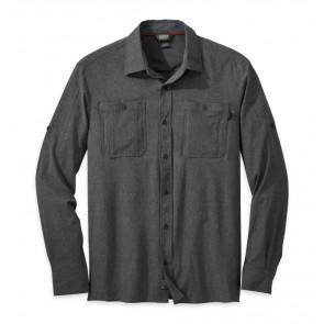 Outdoor Research Men's Wayward L/S Shirt charcoal-20