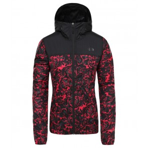 The North Face Women's Printed Cyclone Jacket ROSE RED 1994 RAGE PRINT-20