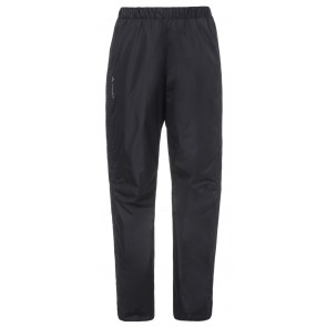 VAUDE Women's Fluid Full-Zip Pants black-20