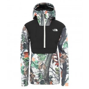 The North Face Women's Waterproof Fanorak Jacket STRIDER PRINT-20