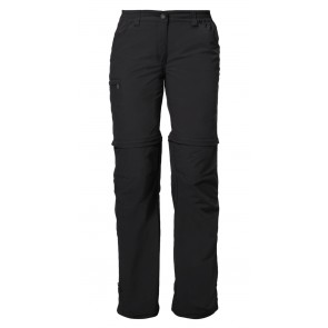 VAUDE Women's Farley ZO Pants IV black-20