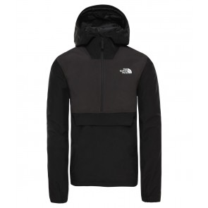 The North Face Men's Waterproof Fanorak Jacket TNF BLACK-20