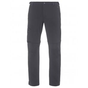 VAUDE Men's Farley Stretch T-Zip Pants II iron-20