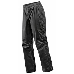 VAUDE Women's Fluid Full-Zip Pants S/S black-20