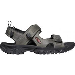 Keen Targhee Iii Open Toe Sandal M Grey/Black-20