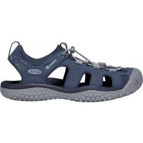 Keen Solr Sandal M Navy/Steel Grey-20