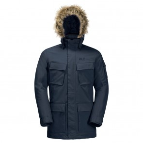 Jack Wolfskin Glacier Canyon Parka night blue-20