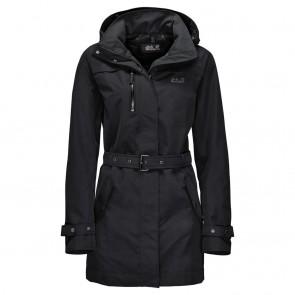 Jack Wolfskin Kimberley Coat black-20