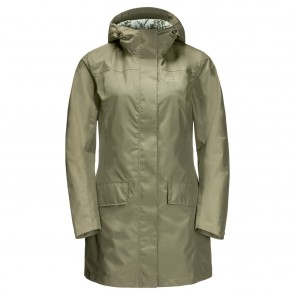 Jack Wolfskin Cape York Coat W khaki-20